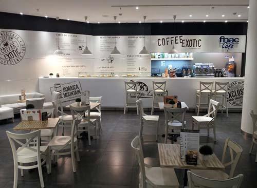 INGREDIENTS CAFÉ