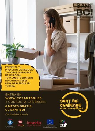 Sant Boi Challenge, el repte d'emprendre